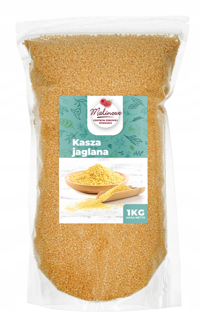 Item MILLET 1KG NATURAL POLAND HIGH QUALITY