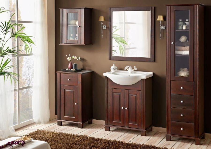 Nábytok pre kúpeľňa RETRO kit A