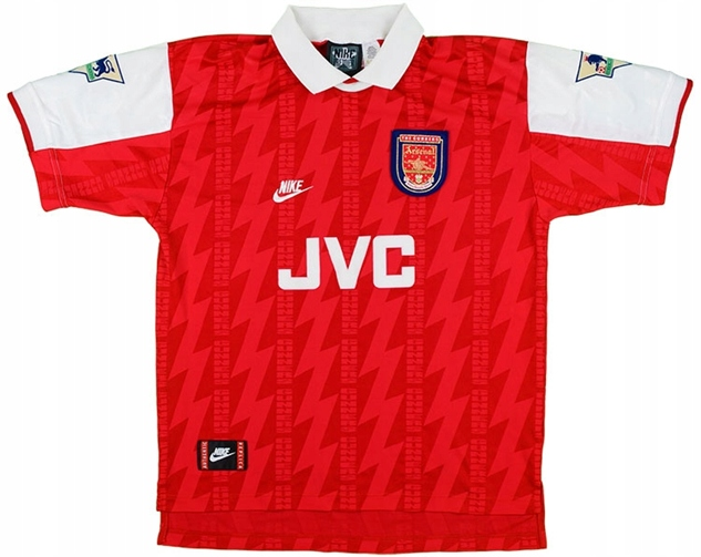 T-shirt ARSENAL FC Sezóny 1994/1995 - RETRO-rok. L