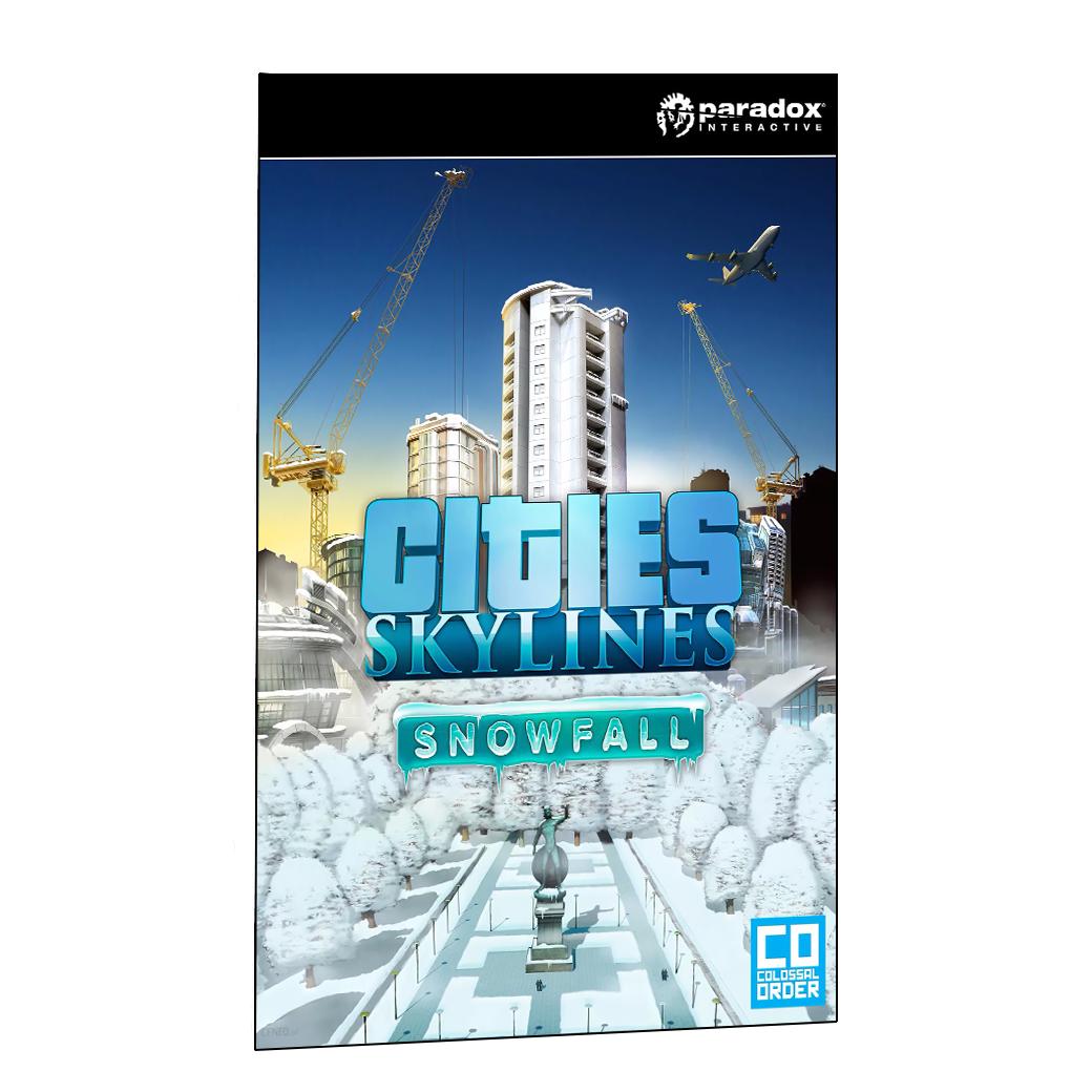 Купить Cities Горизонты Снегопад DLC КЛЮЧ STEAM KEY на Otpravka - цены и фото - доставка из Польши и стран Европы в Украину.