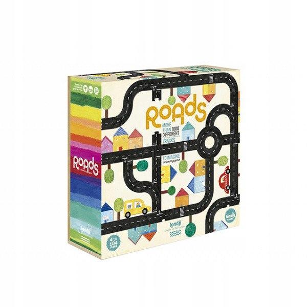LONDJI: Kooperačná hra CESTY - Vážení 4+ FG014
