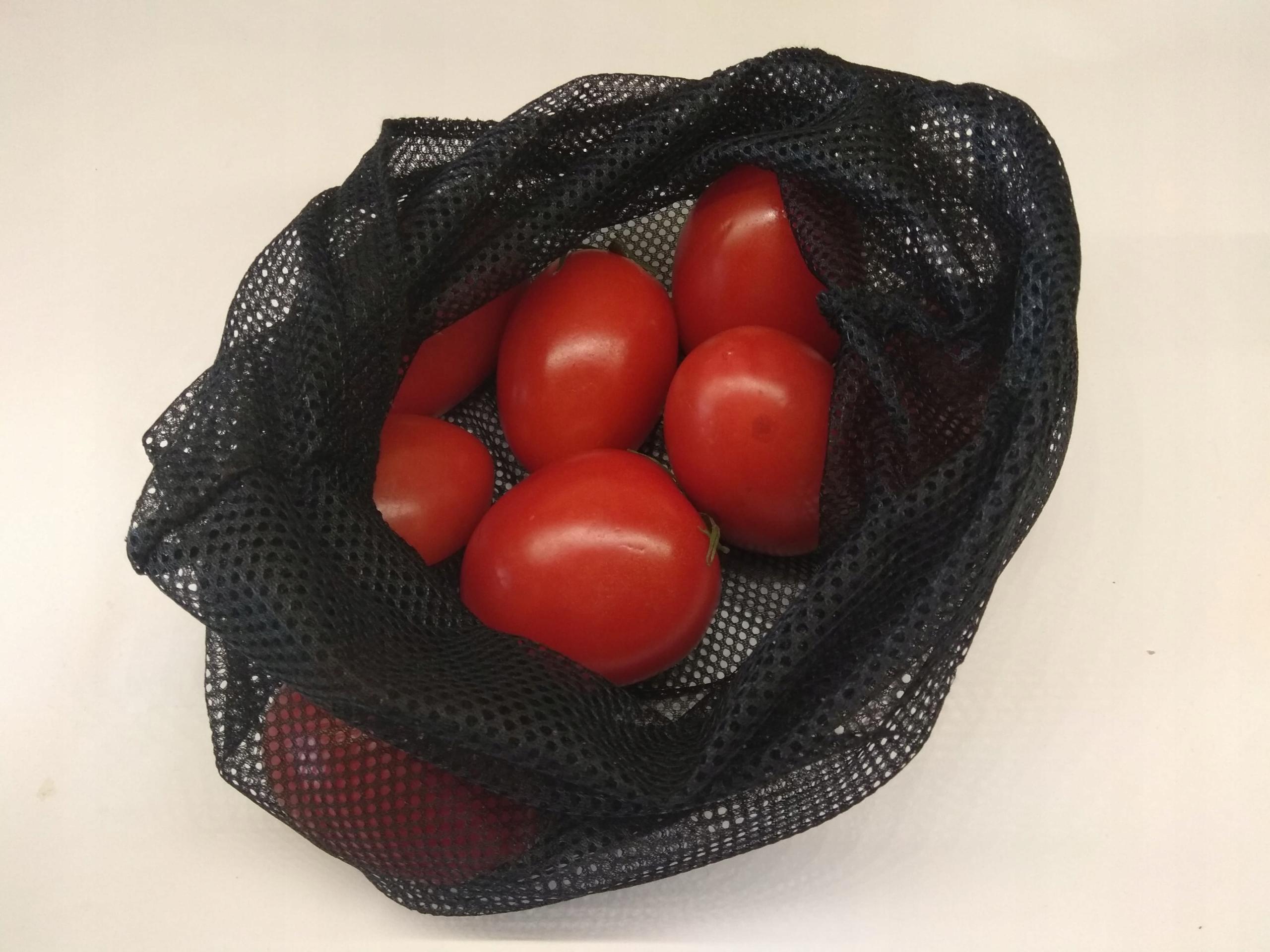 Wielorazowe woreczki na zakupy,warzywa owoce 4szt