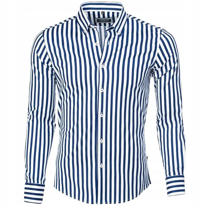 ae2f01b7814e Рубашка на заказ в поясах Slim Exlusive Elegance купить в Украине из ...