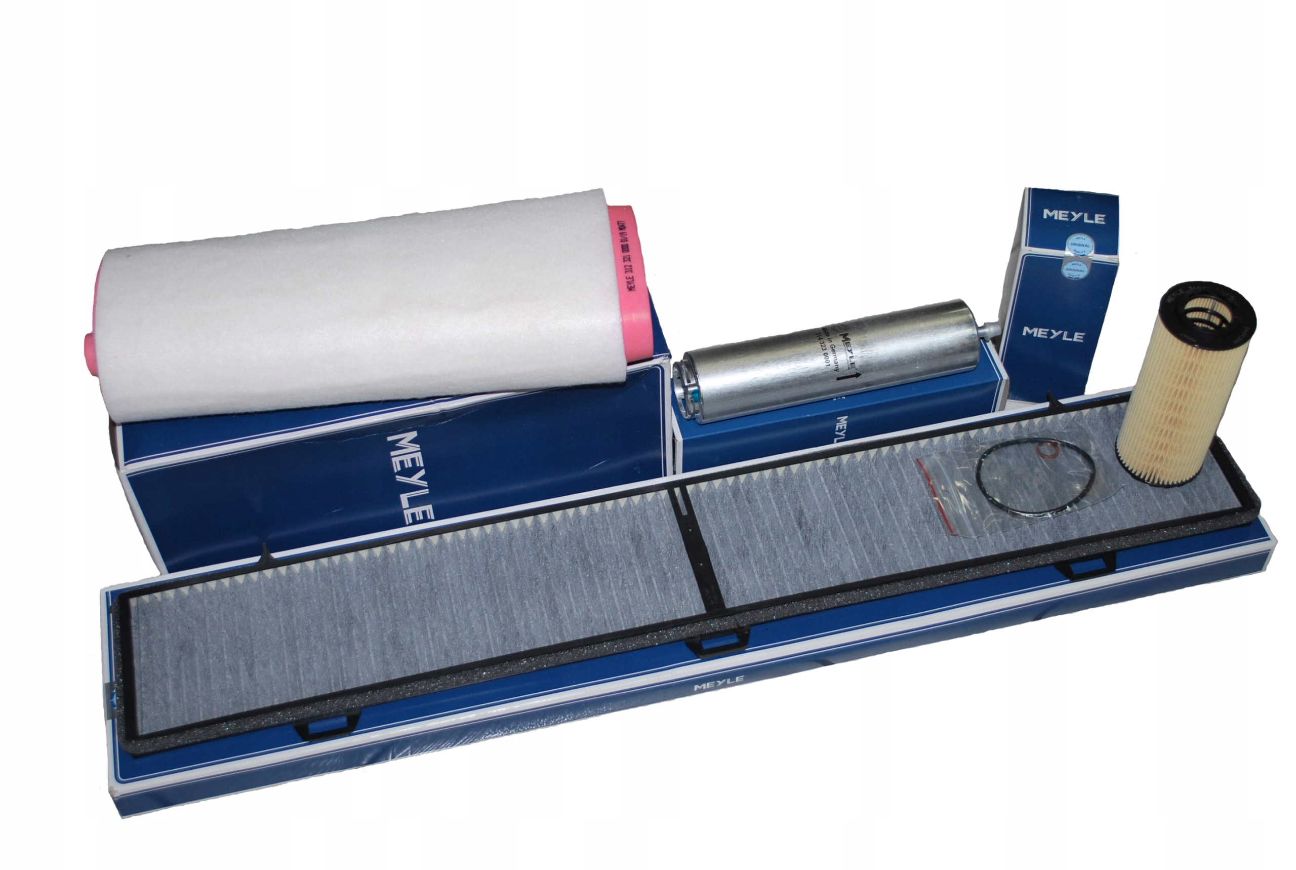 фильтры комплект bmw 3 e90 318 320d 163km komple 4szt