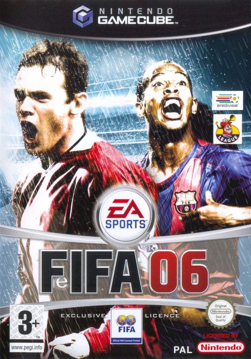 FIFA 06 / NOVÉ / NINTENDO GAMECUBE / VARŠAVA