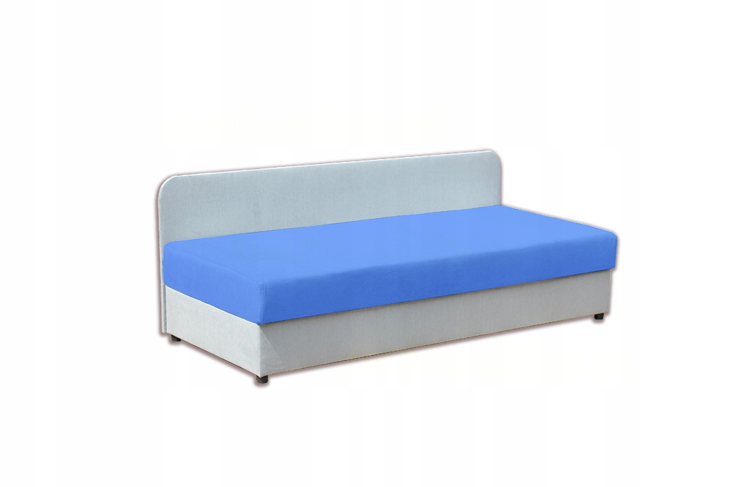 AX110 Pekné, Pohodlné Manželská Posteľ + matrac 90x200