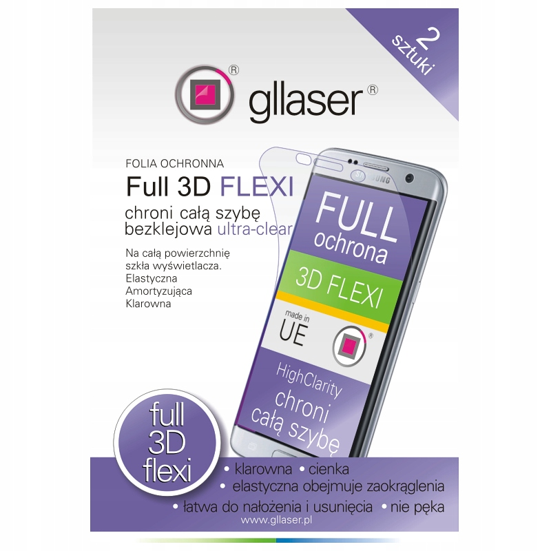 Купить ПЛЕНКА-СТЕКЛО Защитная GLLASER Full Цветов!!! 361-00019-12 FENIX БОЛЕРО-ХИТ на Eurozakup - цены и фото - доставка из Польши и стран Европы в Украину.