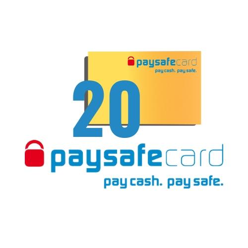 Paysafecard 20