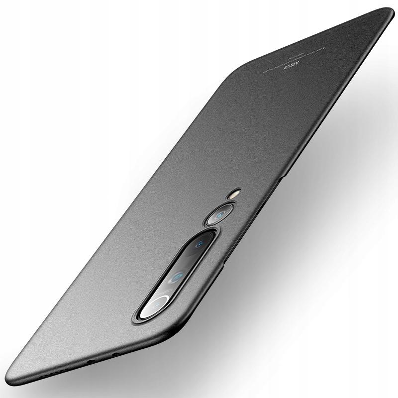 Etui do Xiaomi Mi 10 Pro, Msvii Matte, pokrowiec