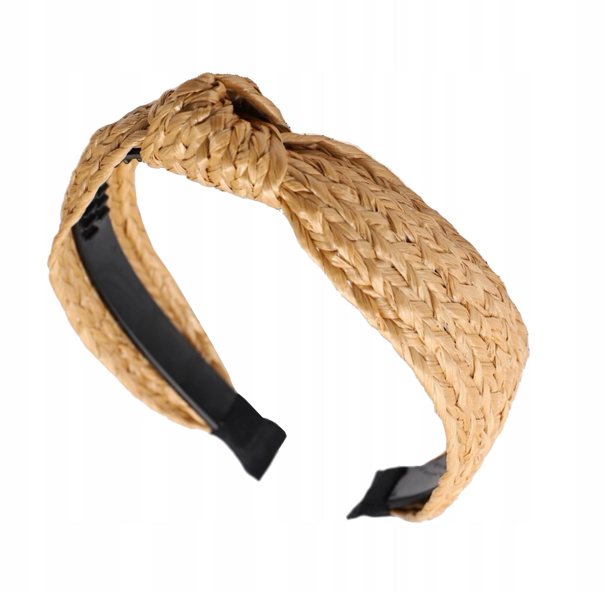 Item Headband hair rattan bow knot knot knot braided