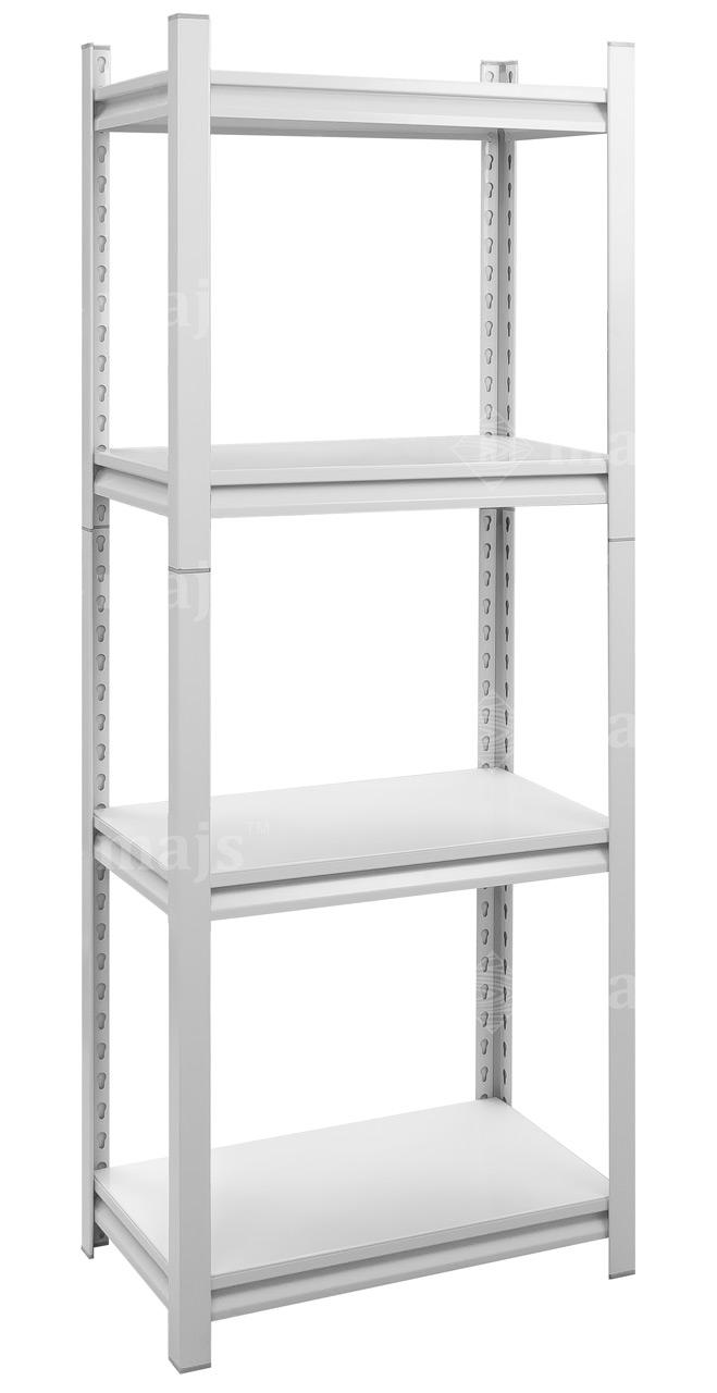 Книжный шкаф металлический для офиса и склада 60x35x153см