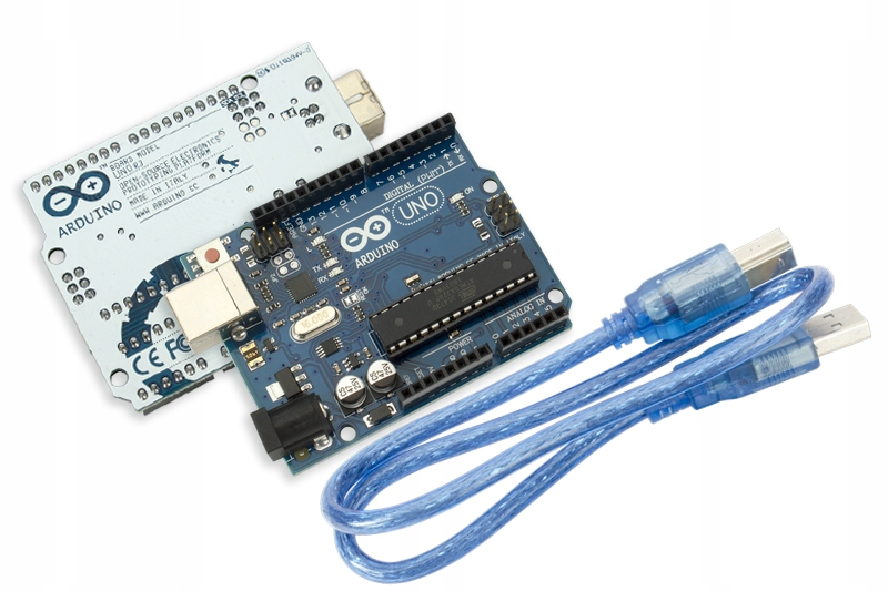 Arduino UNO R3 ATMega328 100% совместимость + USB-кабель