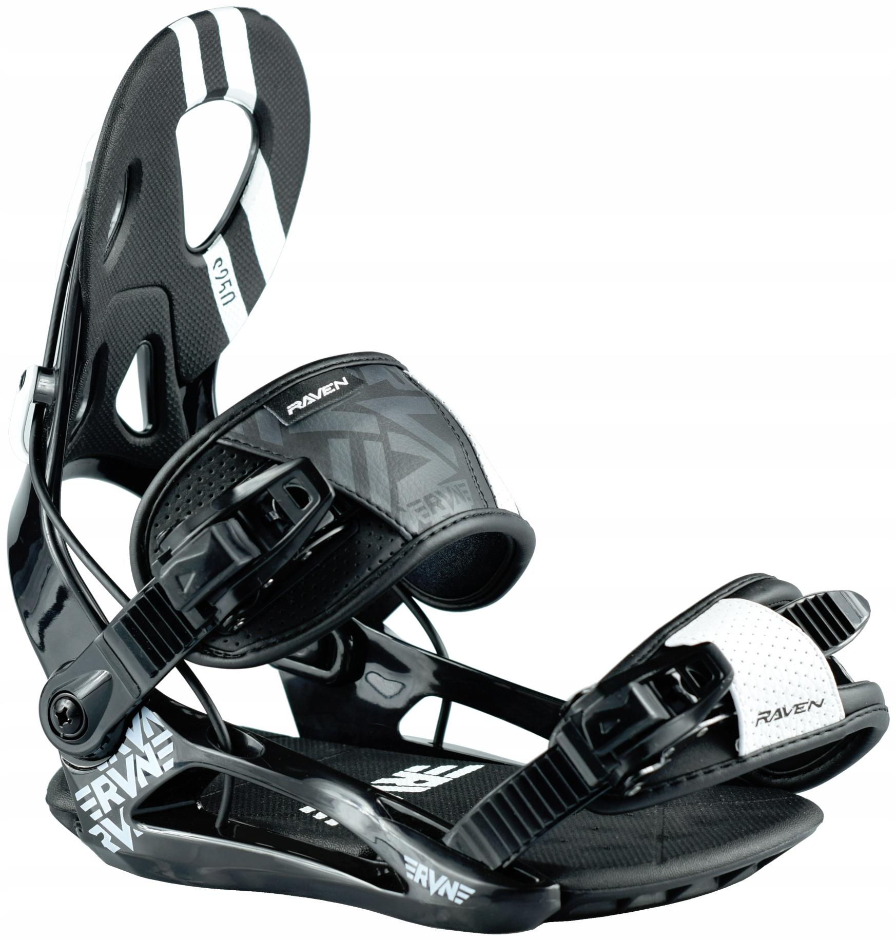 Сопряжения Raven S250 Black XL 2020
