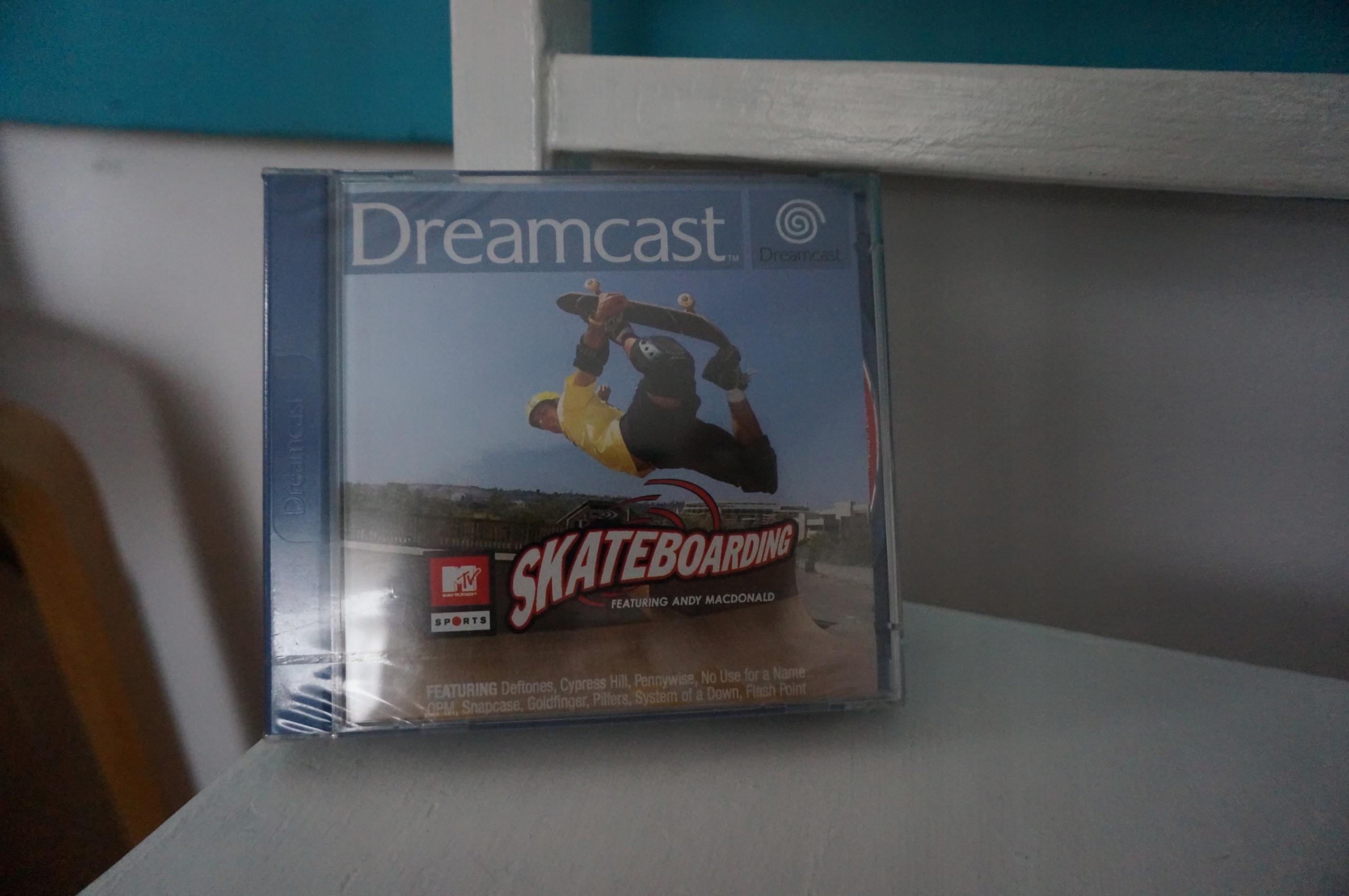 Skateboarding Dreamcast NOVÝ FILM