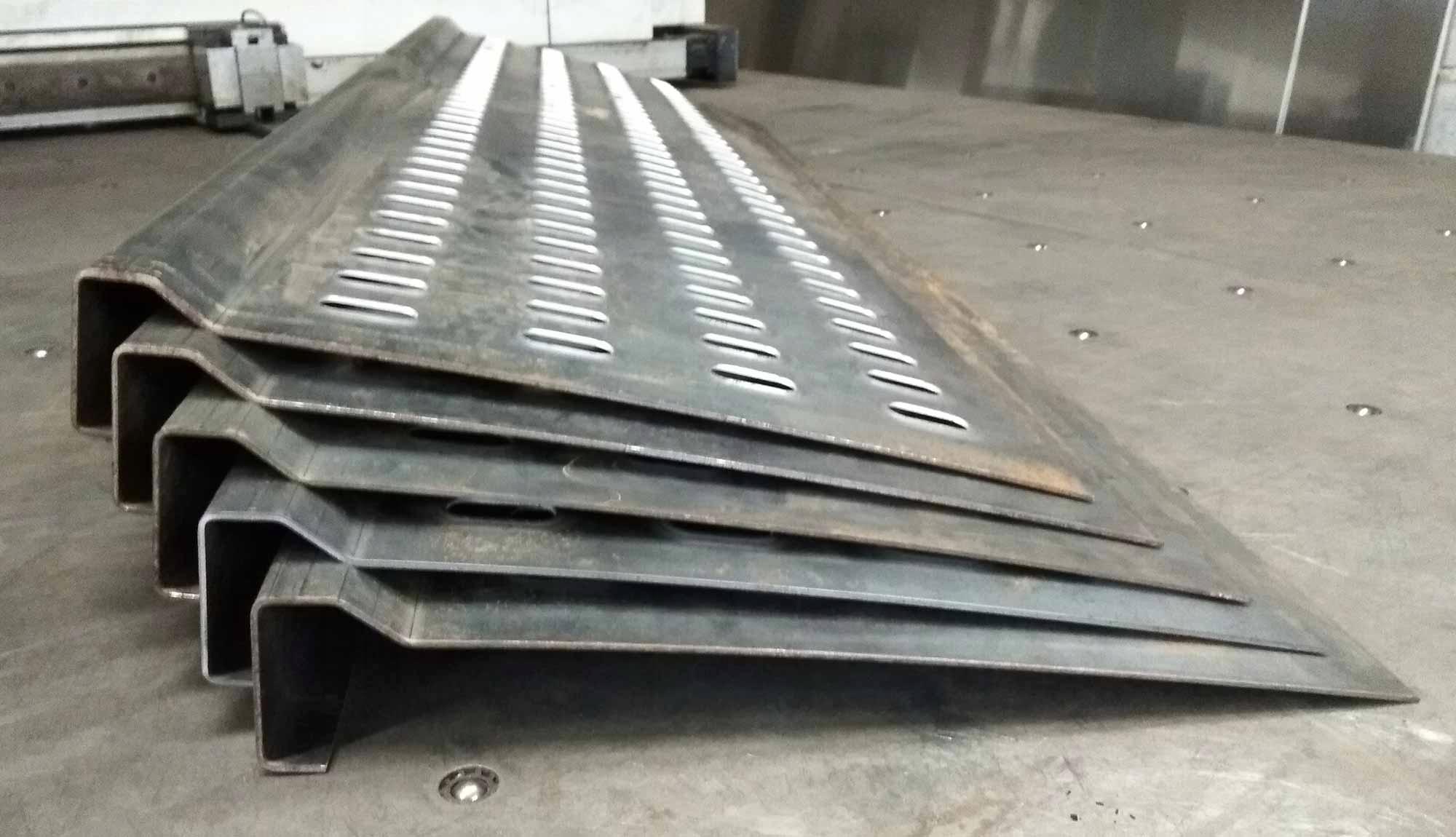 панель алюминиевый лор a платформа эвакуатор набег