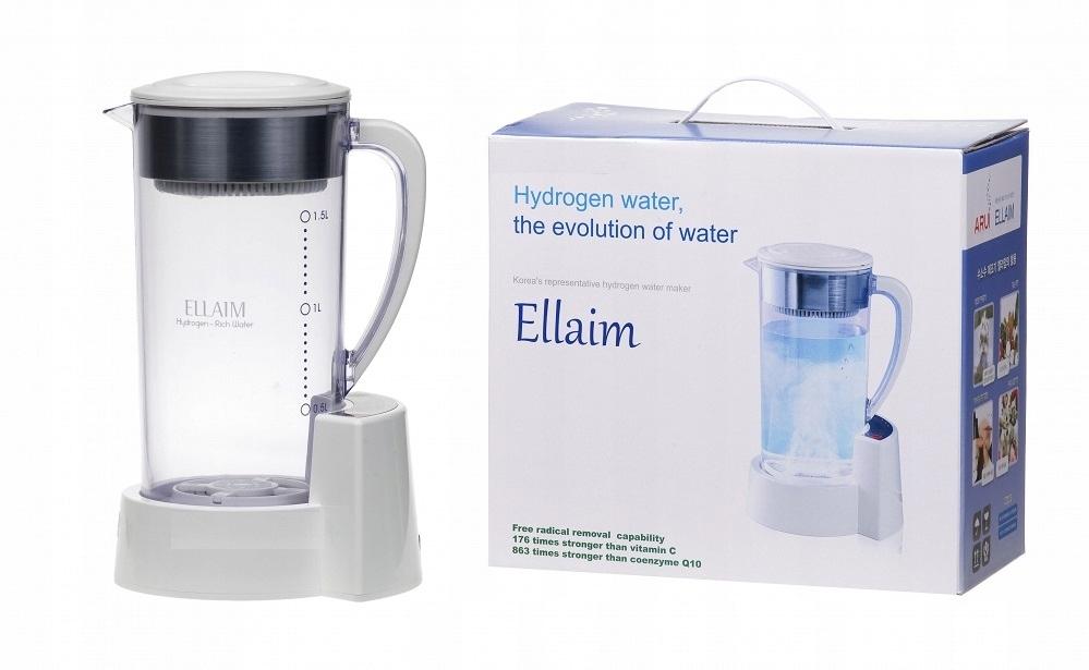 Generator aktywnego wodoru Ellaim 1,5l