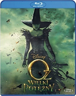 Item Oz the Great and Powerful BLU-RAY NEW FILM