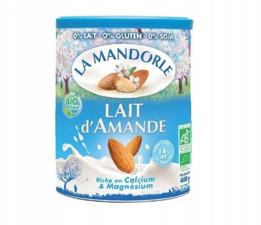 Mandľový nápoj v prášku - 400g La Mandorle
