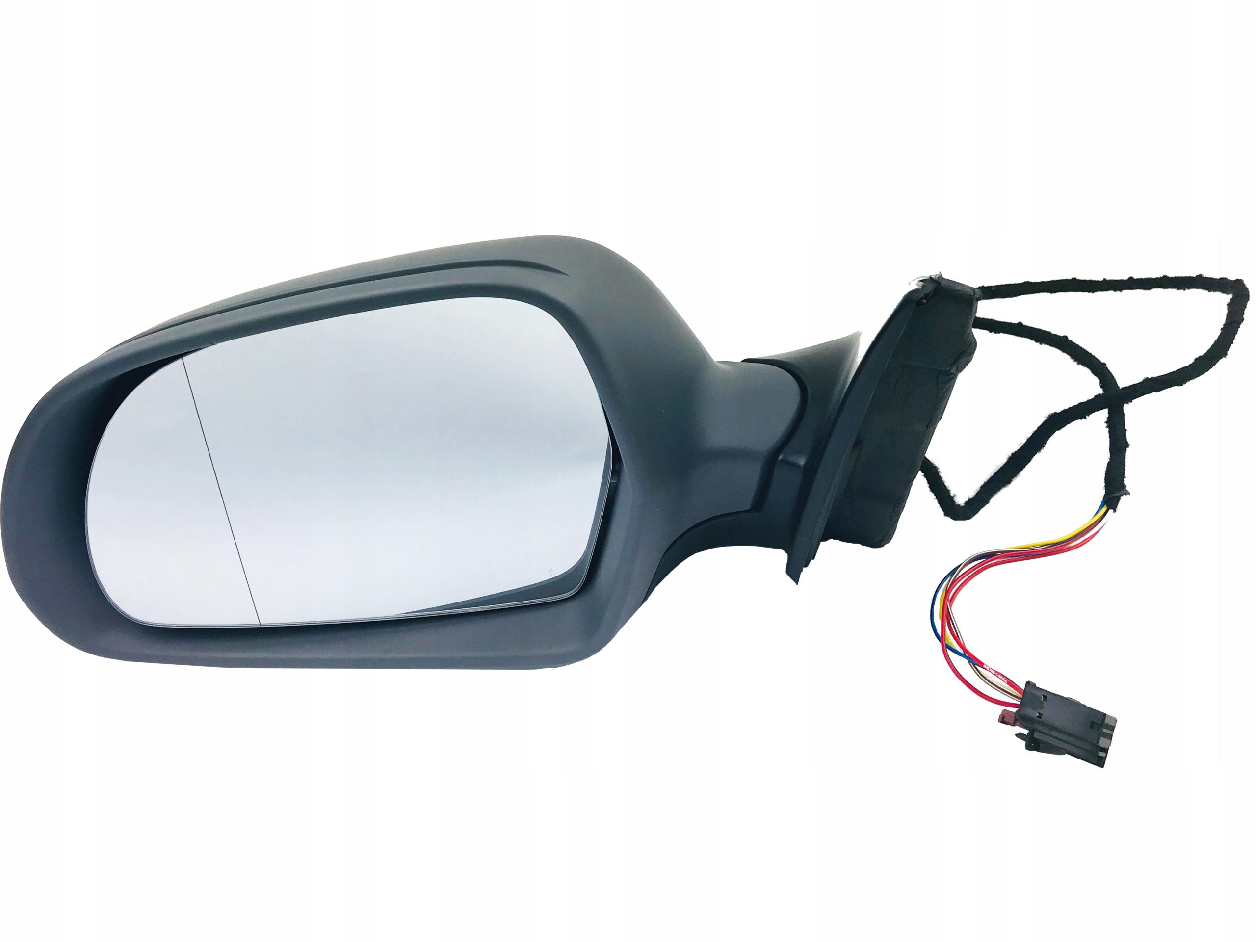 зеркало левое поворотник стекло skoda superb ii 2 левое