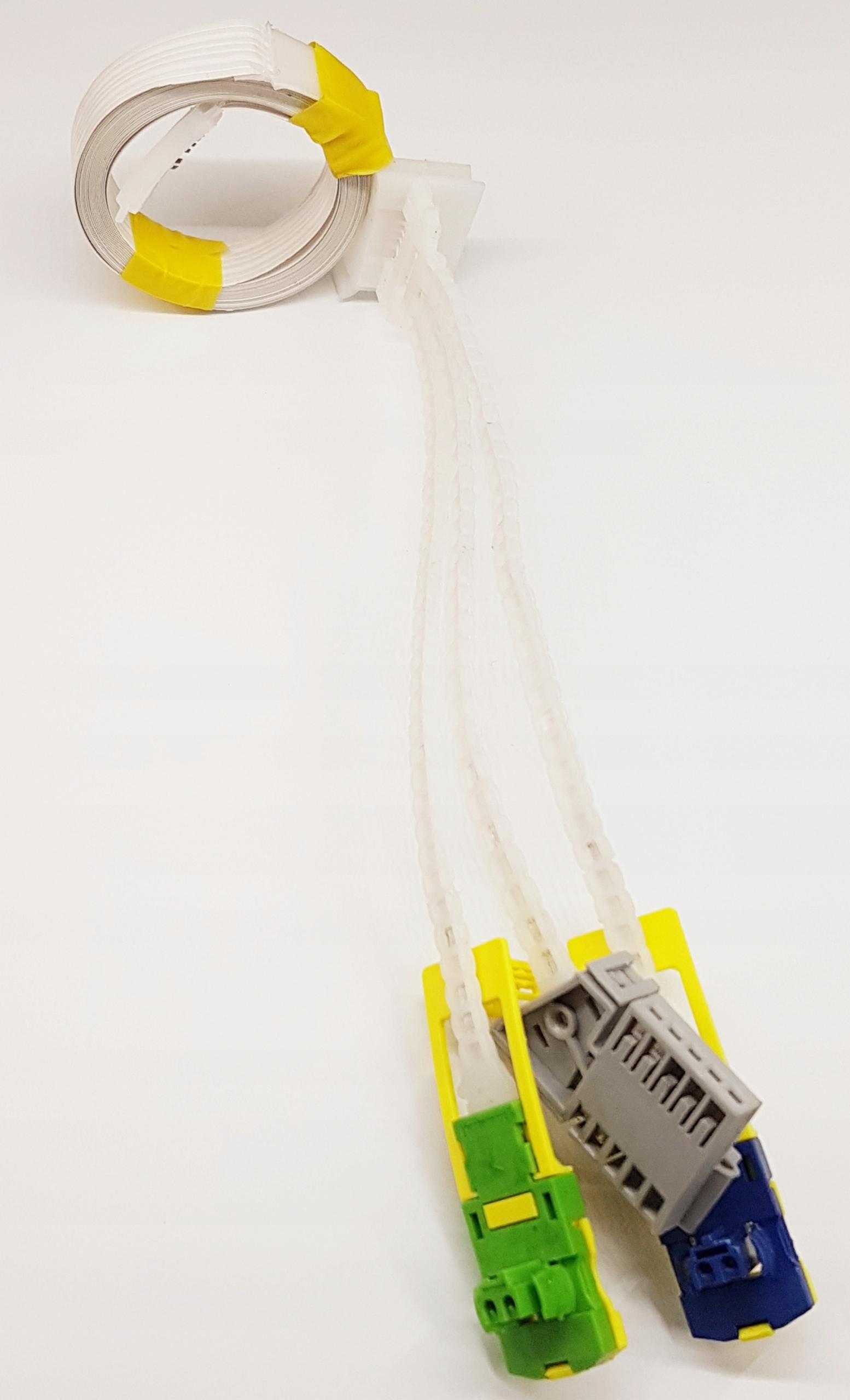 лента провода zwijaka подушки airbag peugeot 206