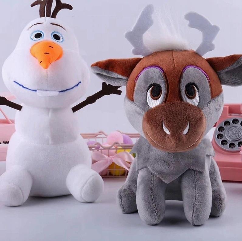 BAŁWAN OLAF RENIFER SVEN FROZEN 2 PRZYTULANKA 30cm