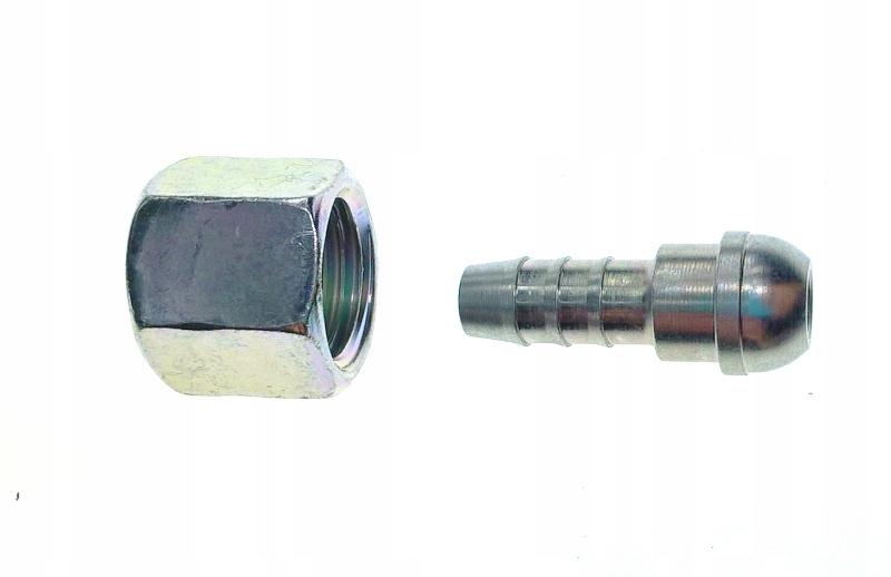 RINKINYS NYPEL NA TEKALAN PA 8mm +VERZLE M16x1,5