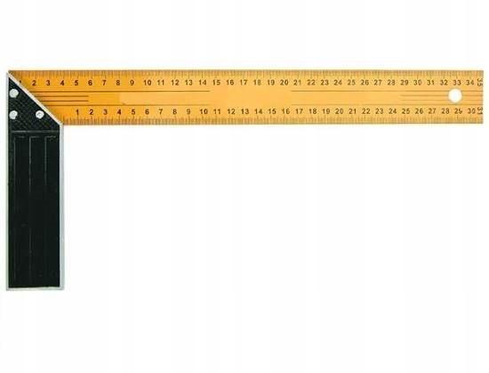 KĄTOWNIK MIERNICZY STALOWY STOLARSKI 250mm