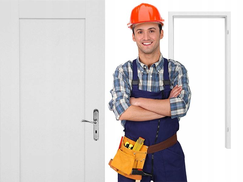 Drzwi wewnętrzne WINDOOR ELEGANCE + OŚCIEŻNICA KPL