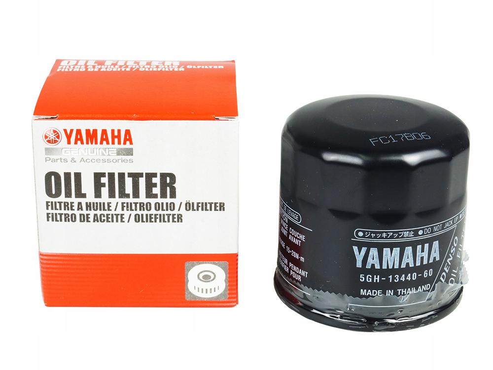 Масляный фильтр YAMAHA 5GH-13440-60 F15 F20 TO F70A