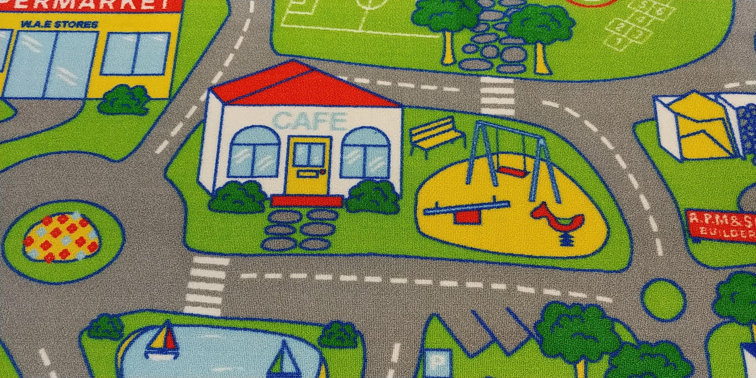 Картинки дорога для детей нарисованные цветные