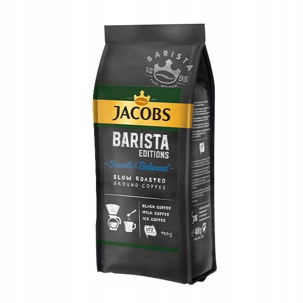 кофе молотая ДЖЕЙКОБС Barista Smooth & Balanced
