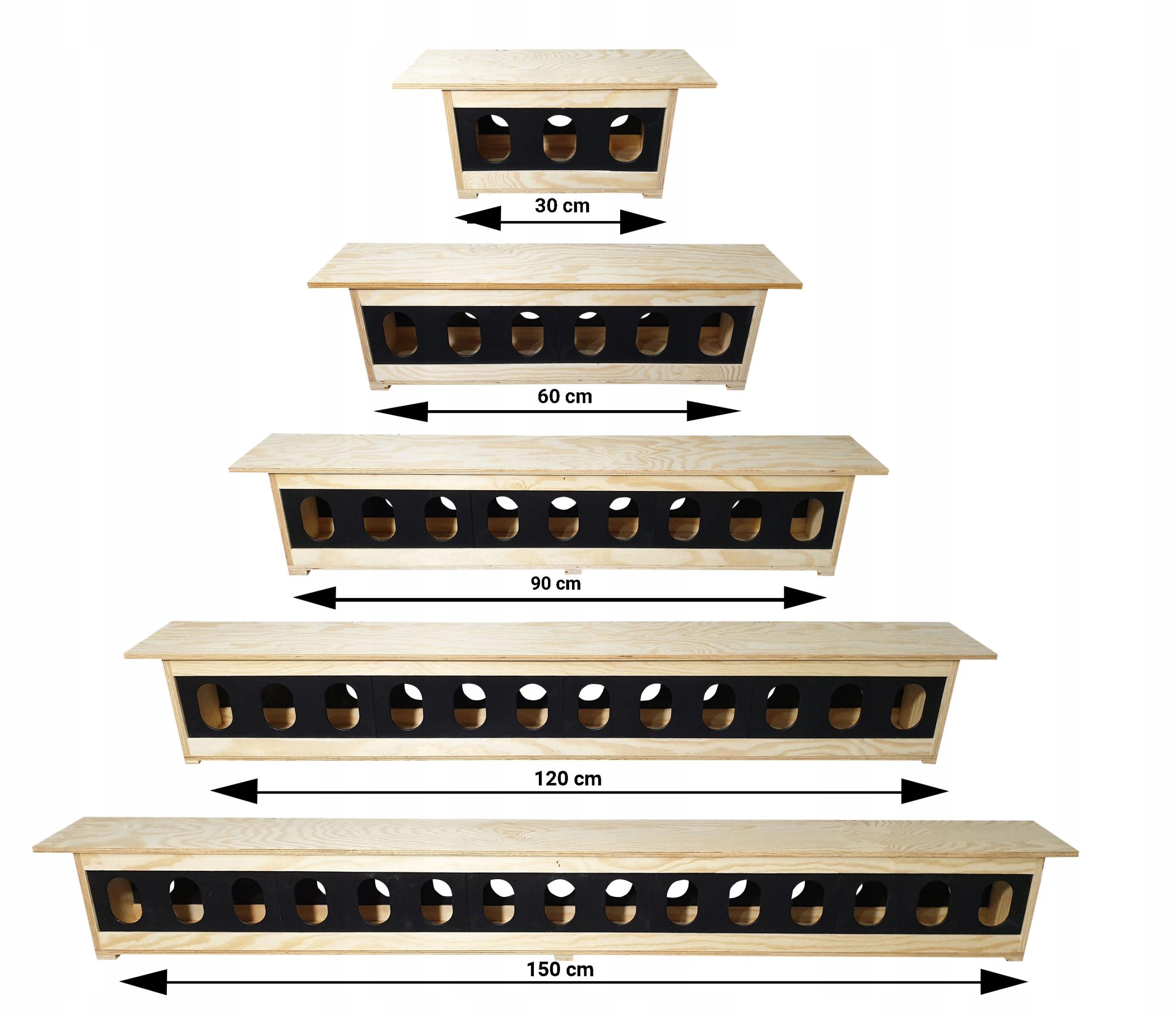 Новая модель ZR питателя с отверстиями на 90 см
