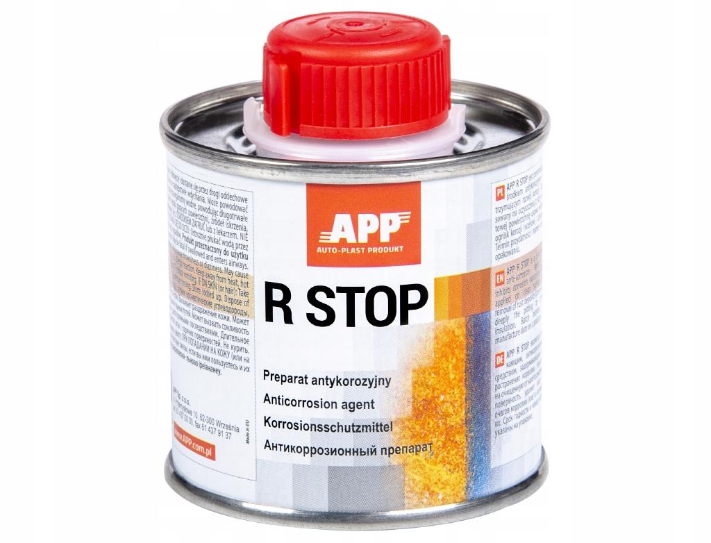 R-STOP Анти-коррозионный препарат APP 100 мл RUST