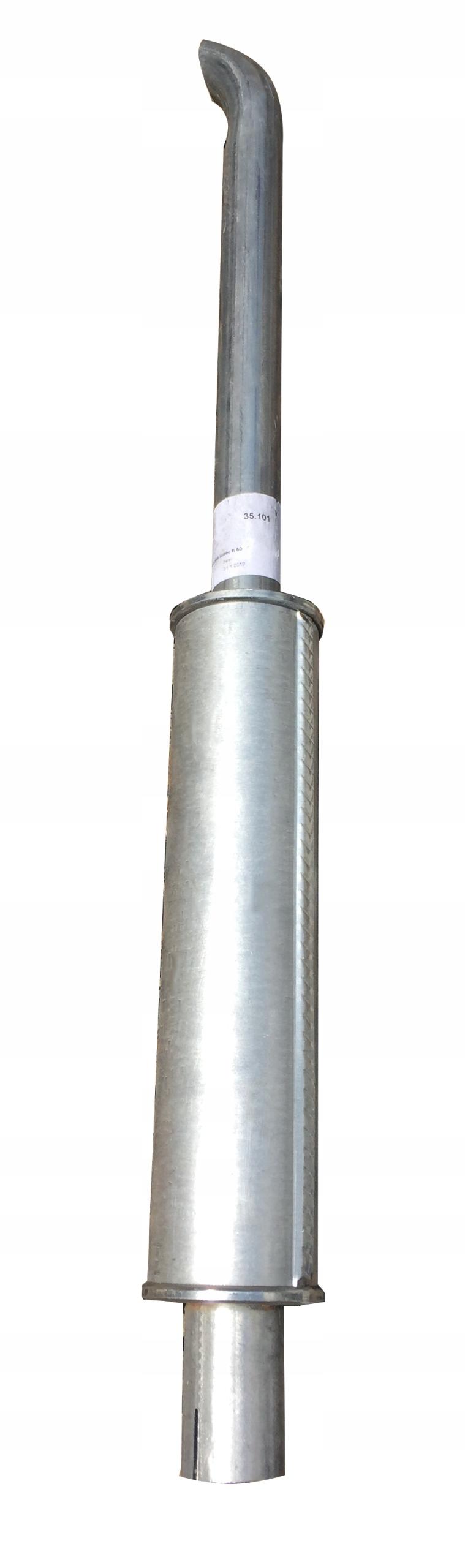 глушитель универсальный ursus трактор трактор fi 45mm