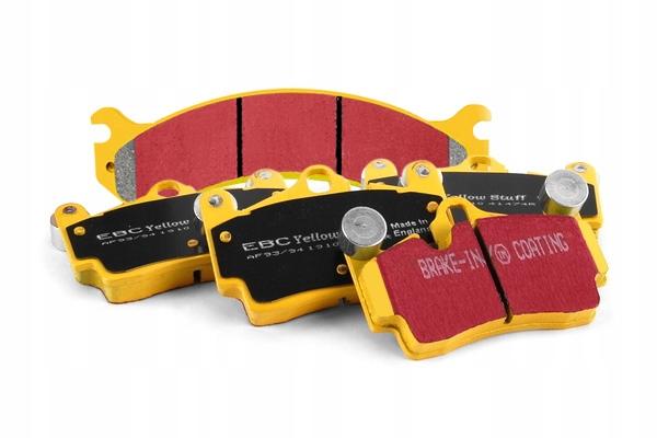 ецб yellow колодки сзади lexus ls460 ls600h 07-