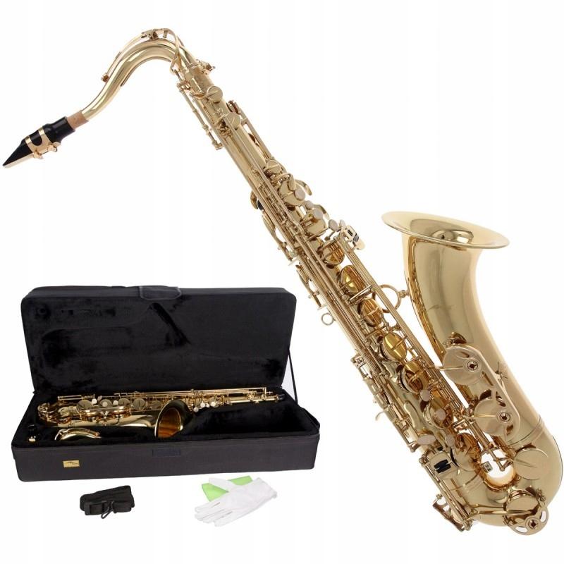 Купить Профессиональный саксофон тенор MTUNES 0032G КОМПЛЕКТ! на Otpravka - цены и фото - доставка из Польши и стран Европы в Украину.