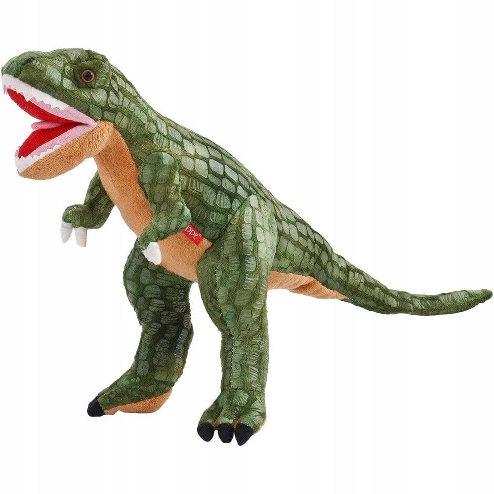 VEĽKÝ tyranosaurus plyšového dinosaura maskota 78cm