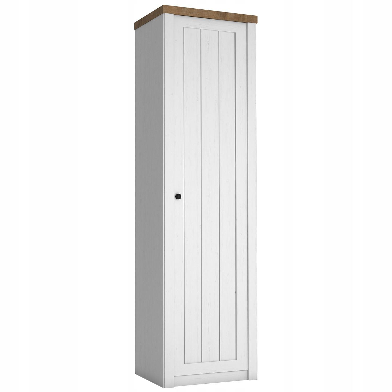 Provensálska 1-dverová skriňa. Retro štýl