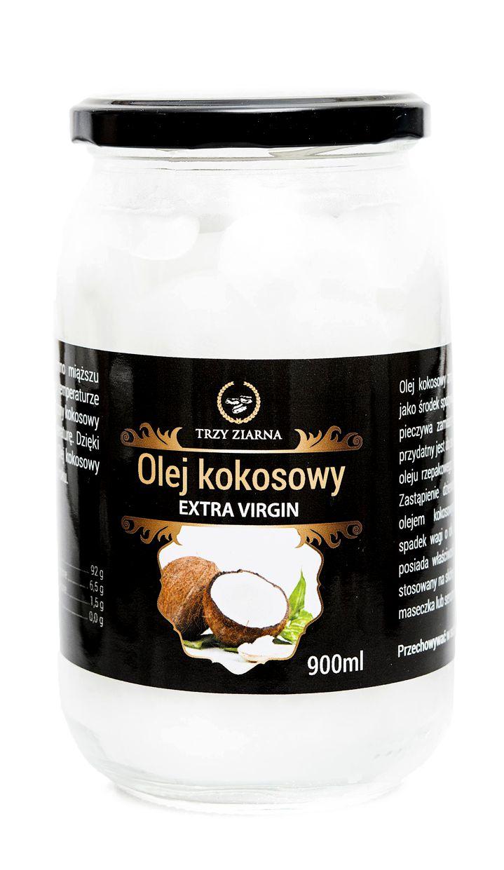 кокосовое масло 900ML нерафинированный    экстракласс