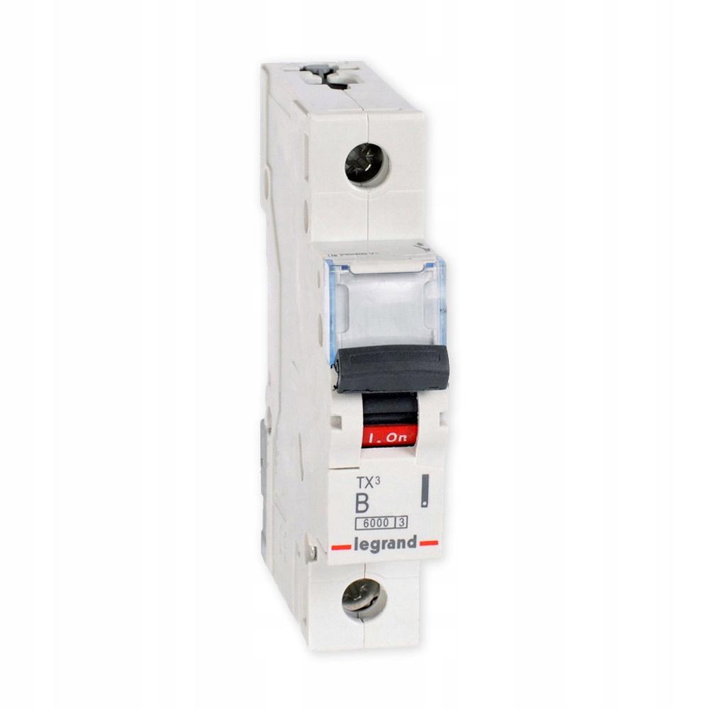 LEGRAND Выключатель максимального тока S301 1П B10A 403355