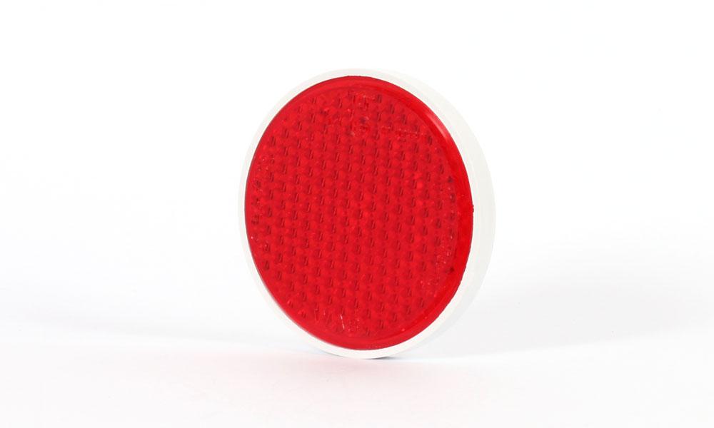 отблеск круглый красный на Винт fi-75s вас 10szt