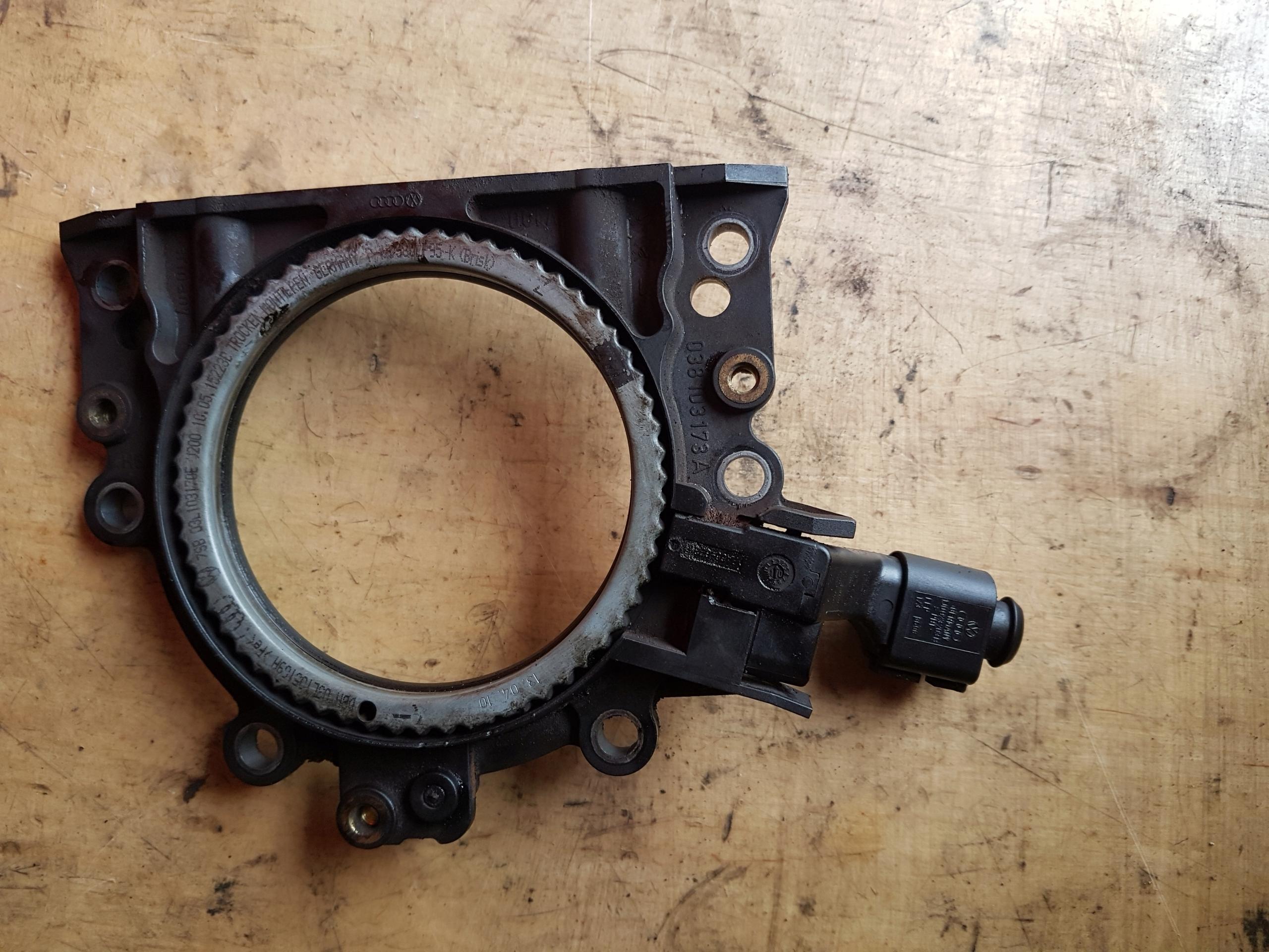 Presión de regla válvula presión válvula regla original VW AUDI skoda seat 034129101b