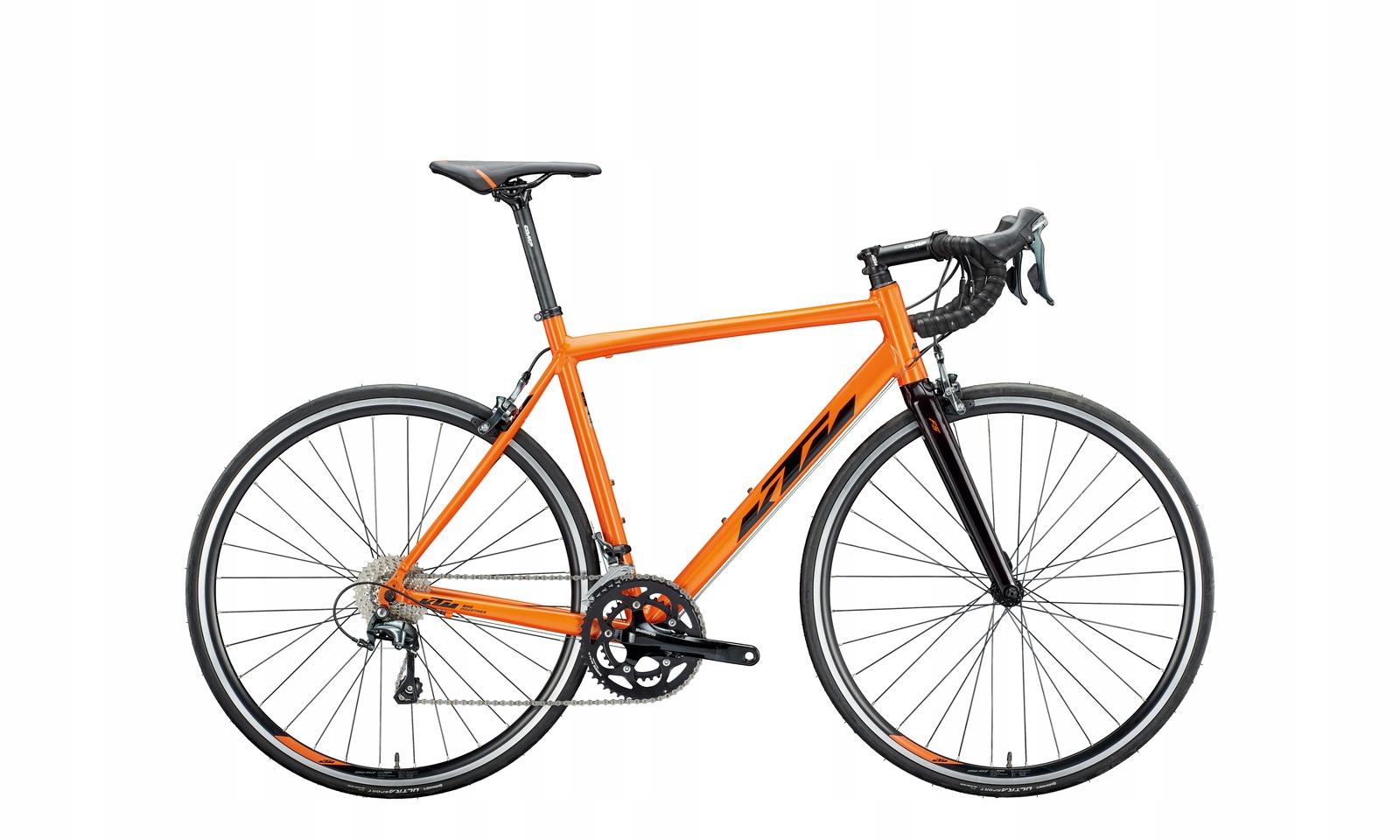 Bicykel KTM Strada 1000 55 cm oranžová