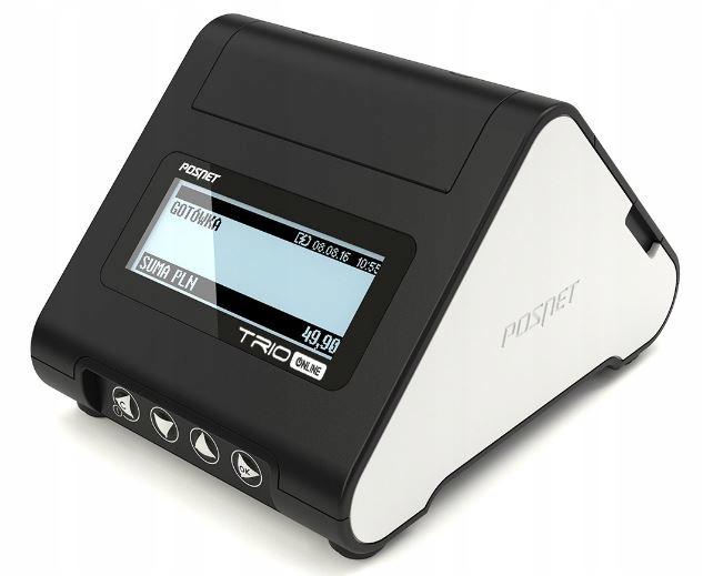 Fiškálna tlačiareň PON PONET TRIO ONLINE USB ON-LINE