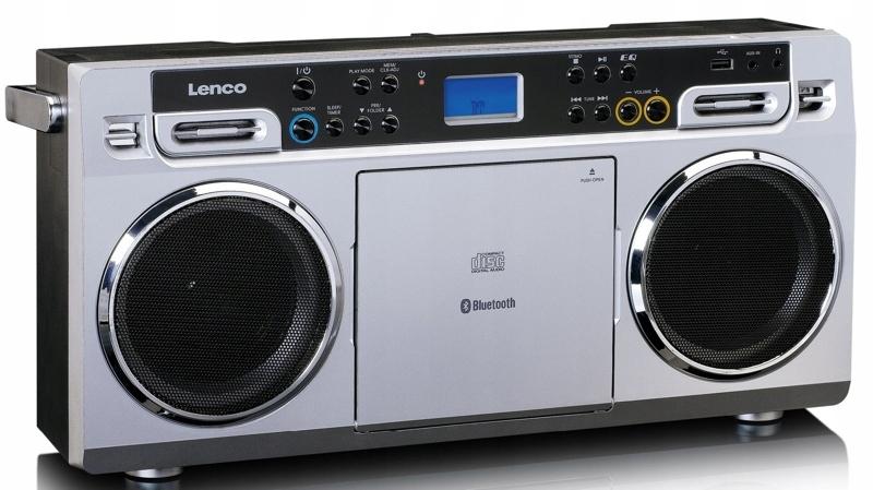 Lenco SCD-580 CD Mp3, USB, Bluetooth, AUX RETRO !!!!