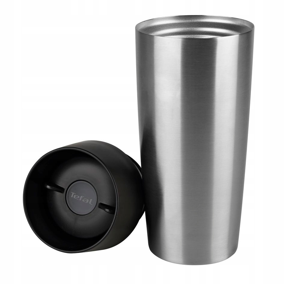 Kubek termiczny TEFAL MUG 360 ml stalowy K3080114
