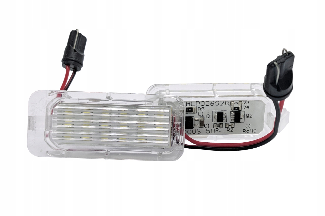 ford mondeo mk4 focus ii c-max лампы массива led
