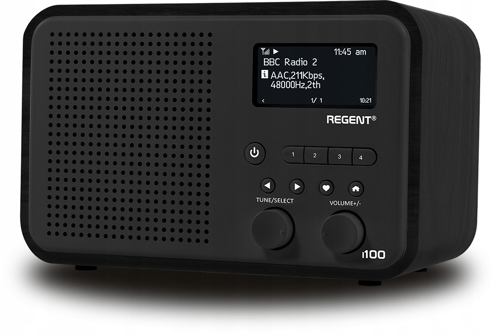 DAB + Ferguson i100 Цифровое радио Интернет WiFi