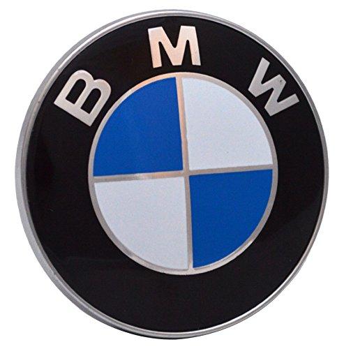ЭМБЛЕМА BMW 82мм ЛОГОТИП