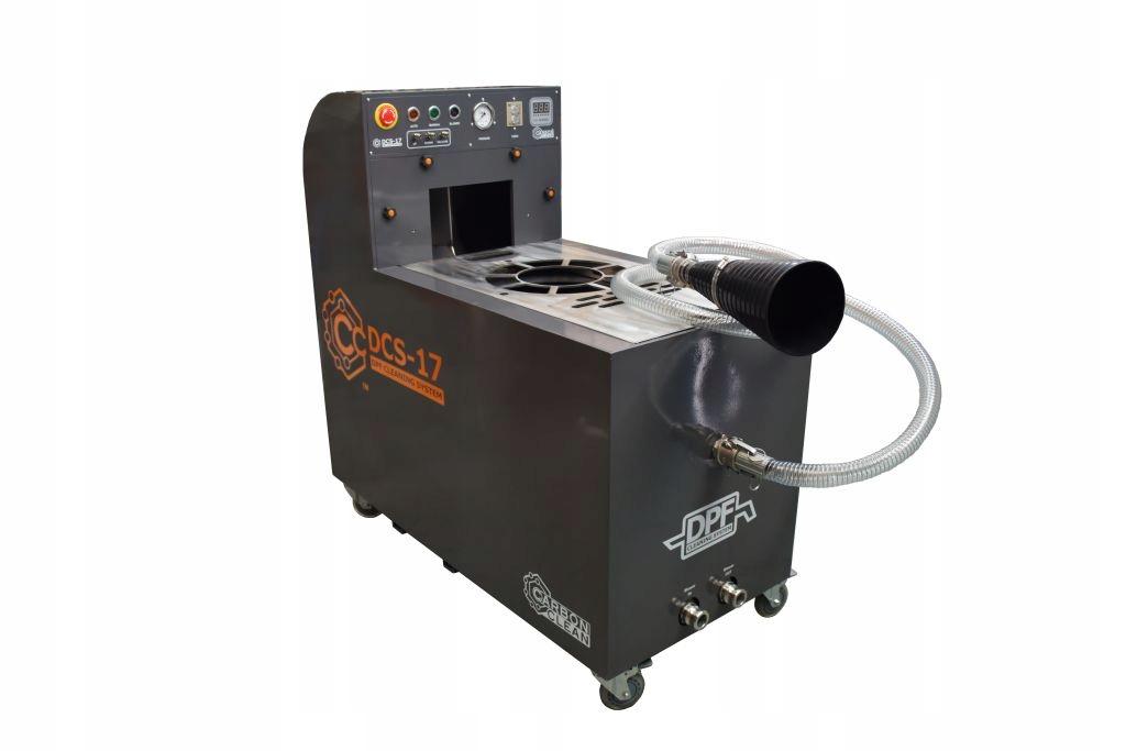Машина для очистки фильтра DCS-17 DFP FAP + 100L